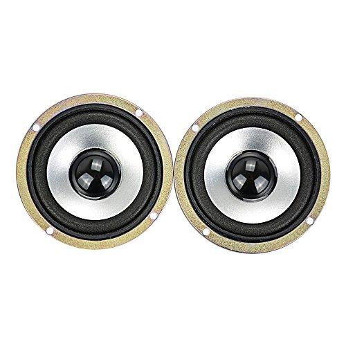 AIYIMA 2Pcs 3Inch Audio Portable Speakers Full Range 10W 4Ohm Altavoz Portatil Speaker DIY HIFI Loudspeaker Stereo Home Theater