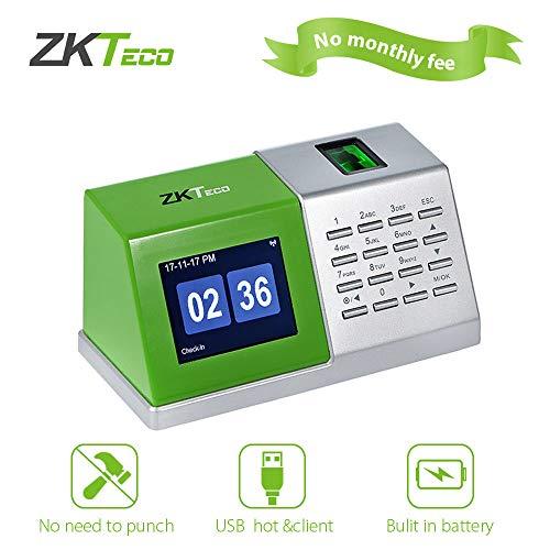 ZKTeco CT20 Fingerprint Time