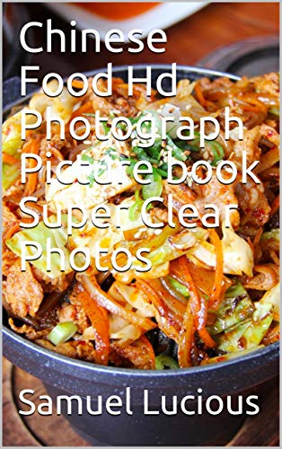 Chinese Food Hd Photograph Picture book Super Clear Photos (Ounce Jar Boxed 8)
