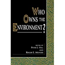 Who Owns the Environment?