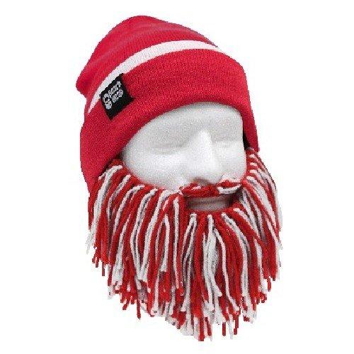 ジレンマ聖歌個人的なテールゲートBarbarian Beard、レッド/ホワイト