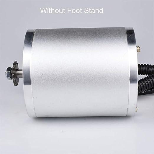 MY1020 2500W 60V Kit de motor eléctrico sin escobillas DC 41 ...