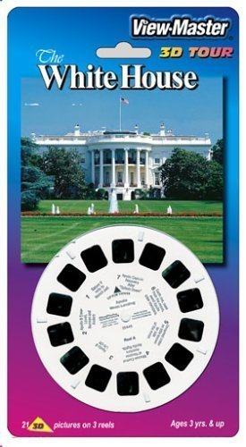 View Master: The White House by View Master by View-Master/Finley-Holiday Film Corp. (Image #1)