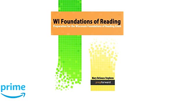 WI Foundations Of Reading Preparation For The Wisconsin