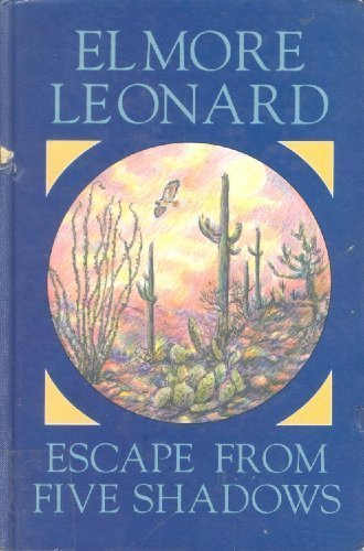 Escape from Five Shadows (Thorndike Press Large Print Western Series) by Thorndike Pr