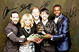 #7: Pentatonix a cappella group reprint signed autographed 12x18 poster photo by all 5 #1