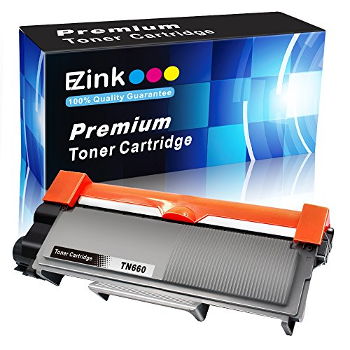 E-Z Ink (TM) Compatible Toner Cartridge Replacement for Brother TN660 TN-660 TN630 TN-630 High ...
