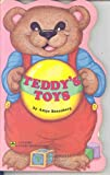 Teddy's Toys, Golden Books Staff, 0307123154