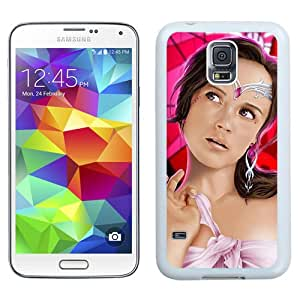 Beautiful And Unique Designed With Girl Towel Thoughts Hand (2) For Samsung Galaxy S5 I9600 G900a G900v G900p G900t G900w Phone Case