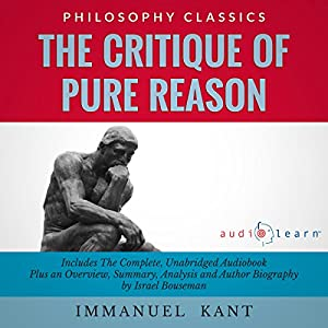 The Critique of Pure Reason by Immanuel Kant Hörbuch