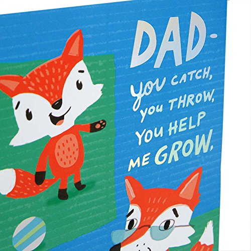 Hallmark Father's Day Greeting Card from Child (Glad to Call You Dad) Photo #3