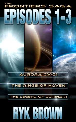 Free eBook - The Frontiers Saga