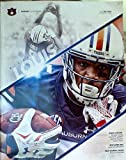img - for Auburn Football Illustrated - (VS Ole Miss - October 31, 2015) Ricardo Louis Cover book / textbook / text book