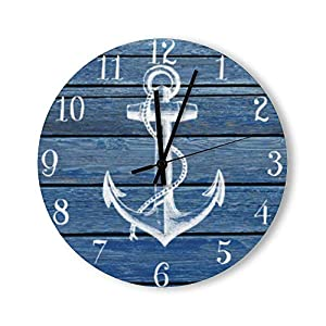 515diSfmXjL._SS300_ Best Anchor Clocks