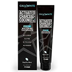 """""""NATURE'S ANSWER TO TEETH WHITENING"""" We teamed up with Mother Nature to deliver a toothpaste with the most effective whitening and detoxifying ingredients on earth.Activated Charcoal, Certified Organic Coconut Oil, and Baking Soda create a p..."""