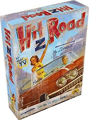 Hit Z Road Game