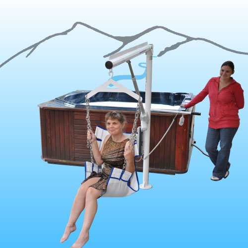Super Power EZ Pool Lift w/ No Anchor System