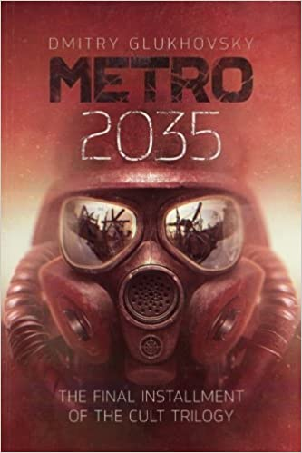 Dmitry Glukhovsky - METRO 2035 Audiobook Free Online