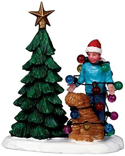 Lemax village collection christmas tangle 02757