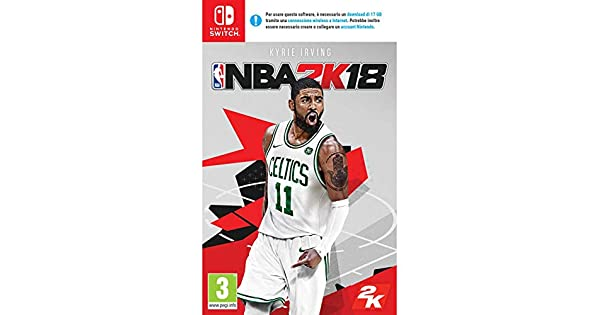 NBA 2K18 - Nintendo Switch [Importación italiana]: Amazon.es ...