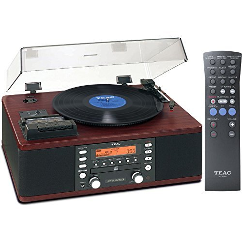 Teac LP R550USB Recorder Cassette Turntable