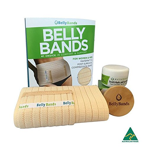 Belly Bands Hysterectomy Recovery Pack by Belly Bands
