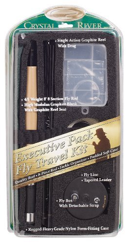 Crystal River Executive Travel Pack - Fly Fishing by Crystal River