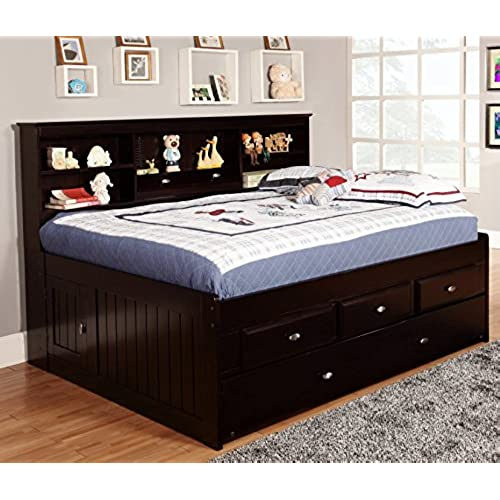 day beds twin with storage drawers. Black Bedroom Furniture Sets. Home Design Ideas