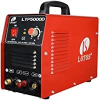 Lotos Pilot Arc Dual Voltage 110V/220V 50Amps Plasma Cutter