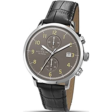 Mens Accurist Chronograph Watch 7097 by Accurist