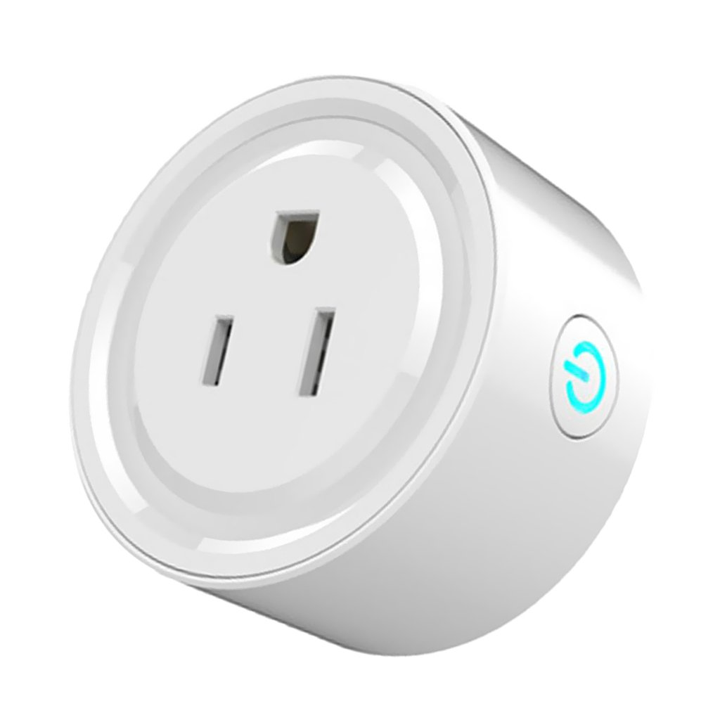 MagiDeal Remote Control Timer Switch WiFi Smart Outlet Power Socket Cellphone US Plug