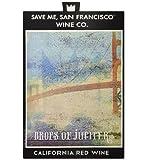 Save Me San Francisco Drops of Jupiter Red Blend 750 mL Wine