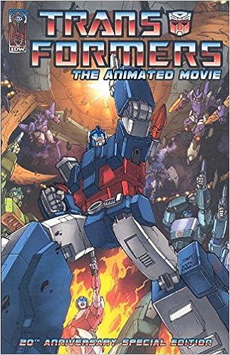 Transformers: Animated Movie Adaptation: Amazon ca: Bob