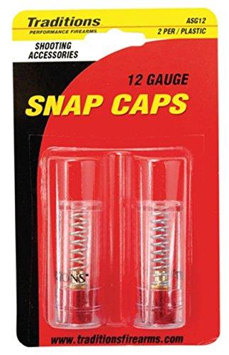 Traditions Performance Firearms Plastic Shotgun Snap Cap (12 Gauge)