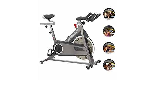 Spinner S7 Spinning Bike- Bouse incluye: Bio inalámbrico ordenador ...
