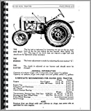 Silver King all Tractor Parts Manual