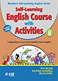 Self Learning English Course With Activities Book-8