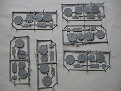 28mm Sci-Fi Terrain- Bits for bases
