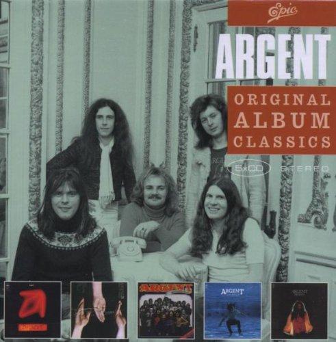 Argent Original Album -