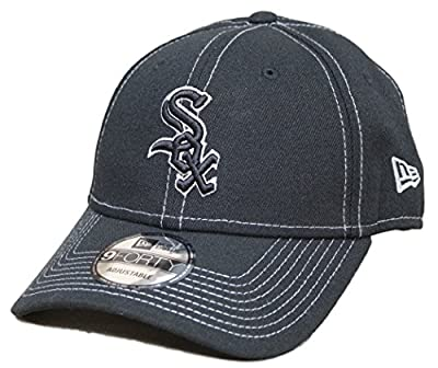 Chicago White Sox New Era 9Forty MLB The League Class Adjustable Hat by New Era Cap Co,. Inc.