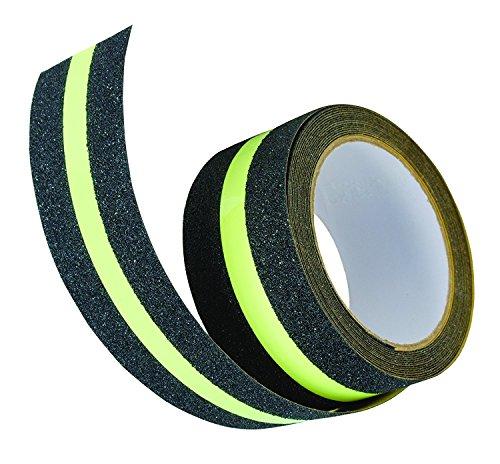Minidiva Premium Quality Anti slip Tape,Glowing Strip Waterproof Self-adhesive Anti-upturned Non-slip Tape (Reflective Glow Strips)