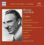Richard Tauber: A Programme of Lieder