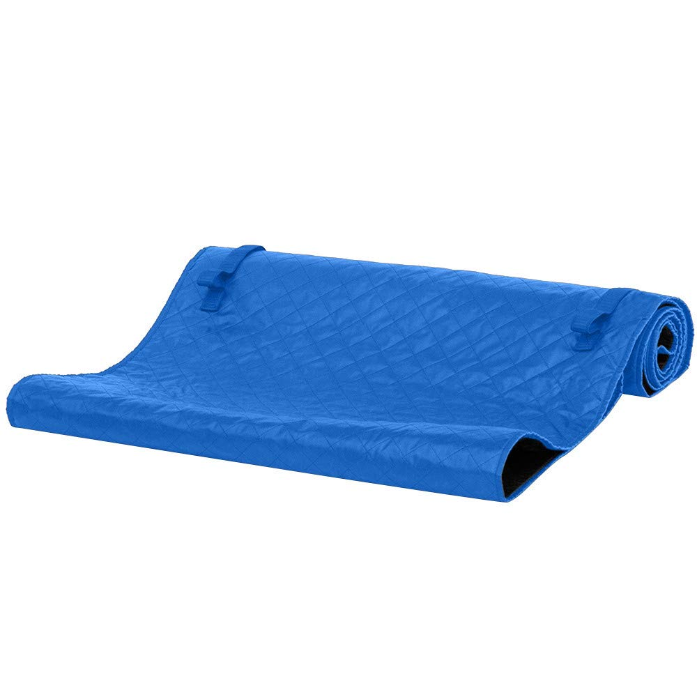 LiPing Magic Creeper Pad Black Automotive Creeper Rolling Pad for Working On The Ground Wonderful Gift for Men, Dad, Husband, Friends, Family. (27.5×59in(Blue))