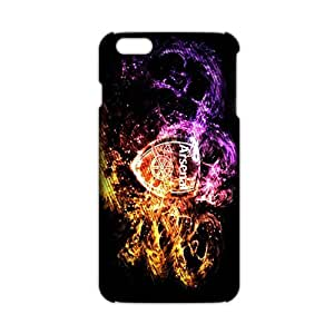 Fortune soccer Arsenal FC logos premier league football Logos Phone case for iPhone 6plus