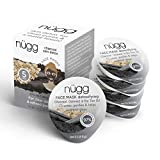 Cleansing Oil Emulsifier - nügg Detoxifying Charcoal Face Mask; Deeply Cleanses Pores, Detoxes & Removes Excess Oil; for Normal, Oily, Combination and Acne-Prone Skin; Non-Drying Gel Formula; 5 Pack