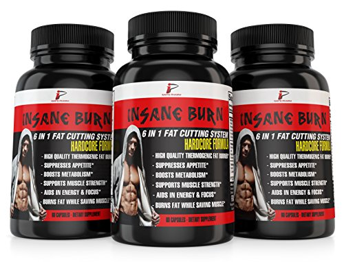 Insane Burn Fat Burner Thermogenic product image