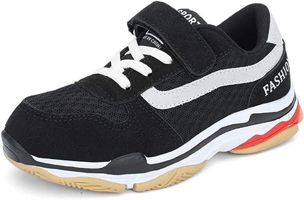 Zapatillas Deportivas para niños y niñas Primavera y otoño Malla de niños Transpirables al Aire Libre Zapatos Deportivos para niños Zapatillas de Running: Amazon.es: Zapatos y complementos