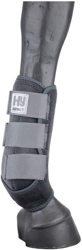 HyIMPACT Brushing Boots for HorsesHorses /& Ponies