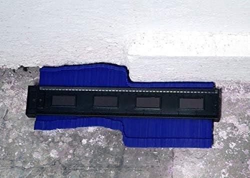 250MM Konturenschablone Profillehre Kontur Schablone Konturenlehre DE