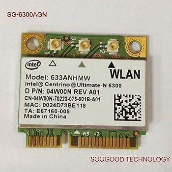 BigFoot Killer Wireless-N 1103 Network Adapter WLAN Drivers for Windows